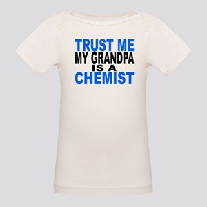 Trust Me My Grandpa Is A Chemist T-Shirt
